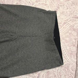 Zara Pants & Jumpsuits - ZARA Basic Houndstooth Leggings